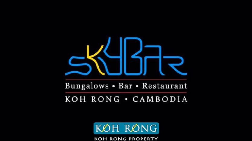 Sky Bar For Sale Koh Rong