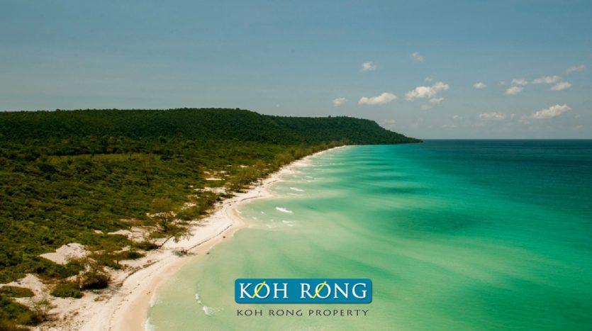 Koh Rong property Sok San Beach