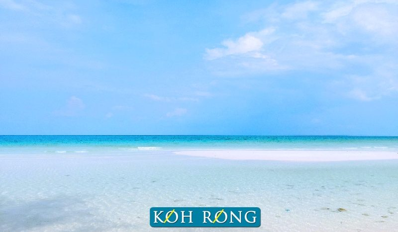 Koh Rong – Ocean Front Headland Plot