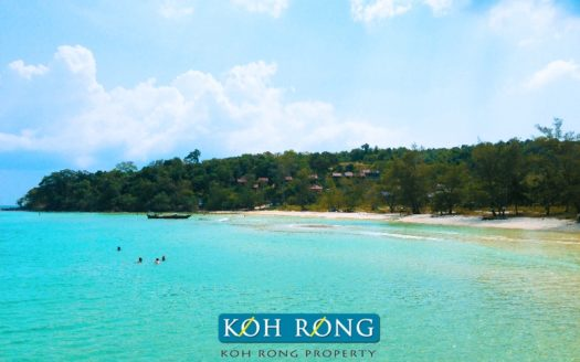 Koh Rong property Coconut Beach
