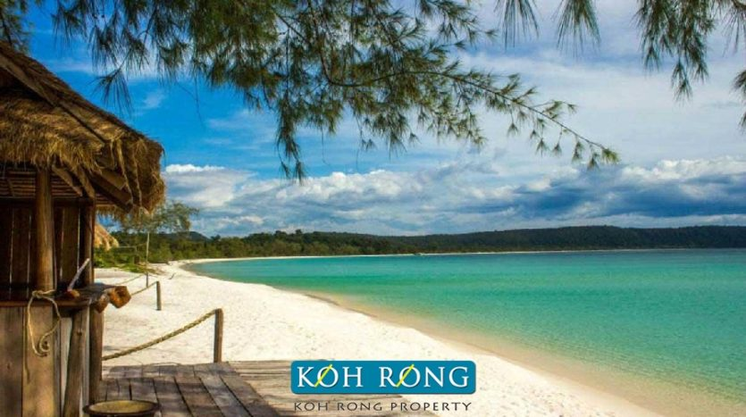 Sok San Beach, Small Development Plot