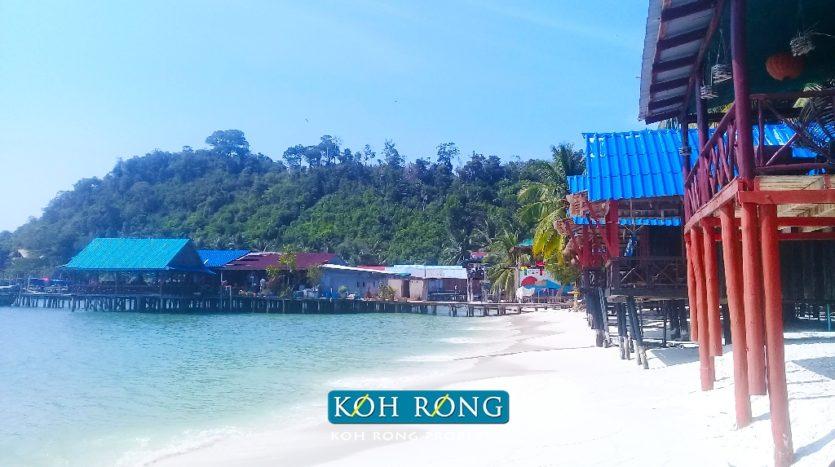 Land For Rent Sok San Beach Koh Rong