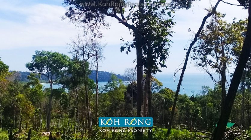 6000 sqm Stunning Sea View land, Koh Rong