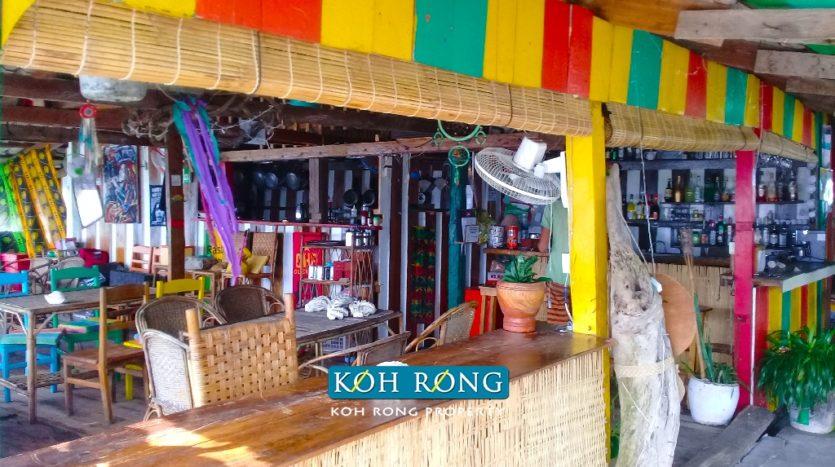 Italian Restaurant Koh Rong