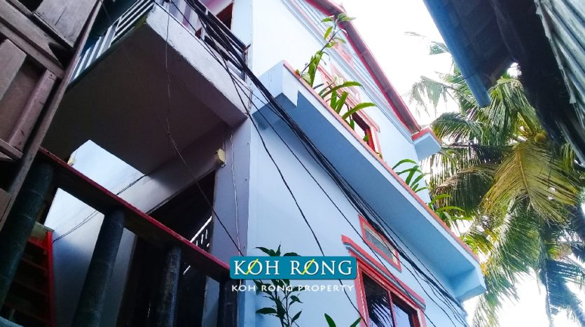 Koh Touch Guesthouse Building