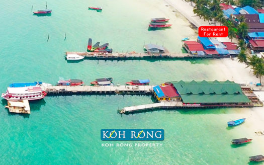 Restaurant For Sale Koh Rong