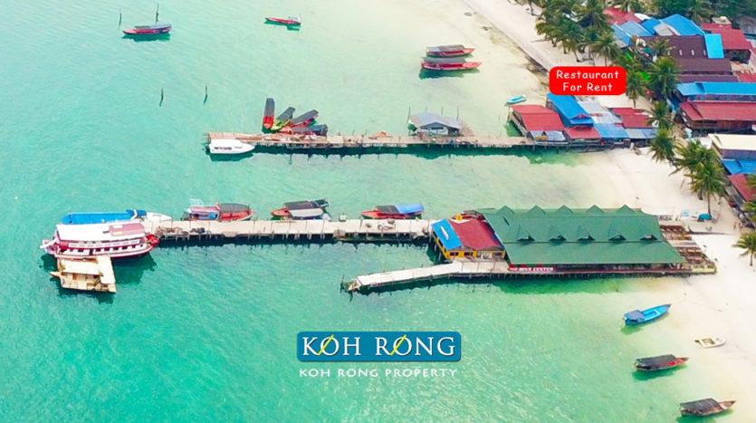 Restaurant For Sale Koh Rong