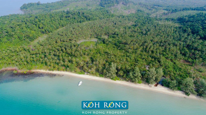 Koh Rong Beachfront For Rent