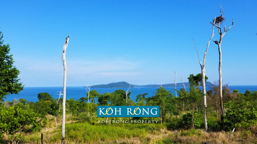 Koh Rong Sea view Land