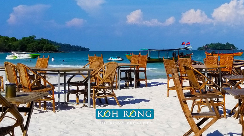 koh rong business for sale