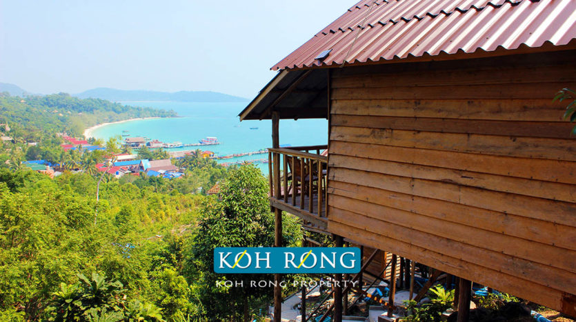 Koh Rong Bungalow Resort For Rent
