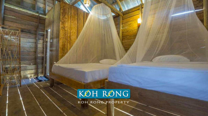 Koh Rong Bungalows For Rent