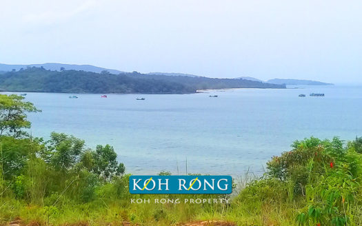 Koh Rong Property beachfront land