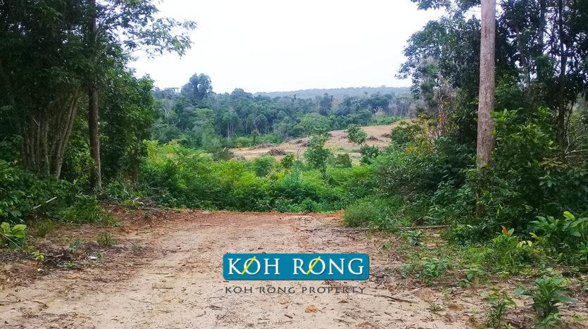 Koh Rong land