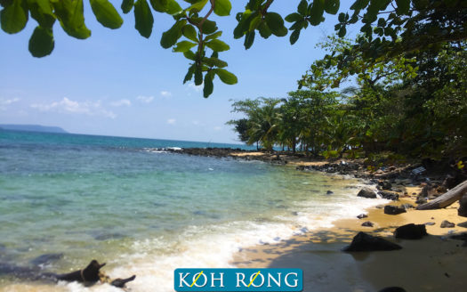 Koh Rong beach land for sale