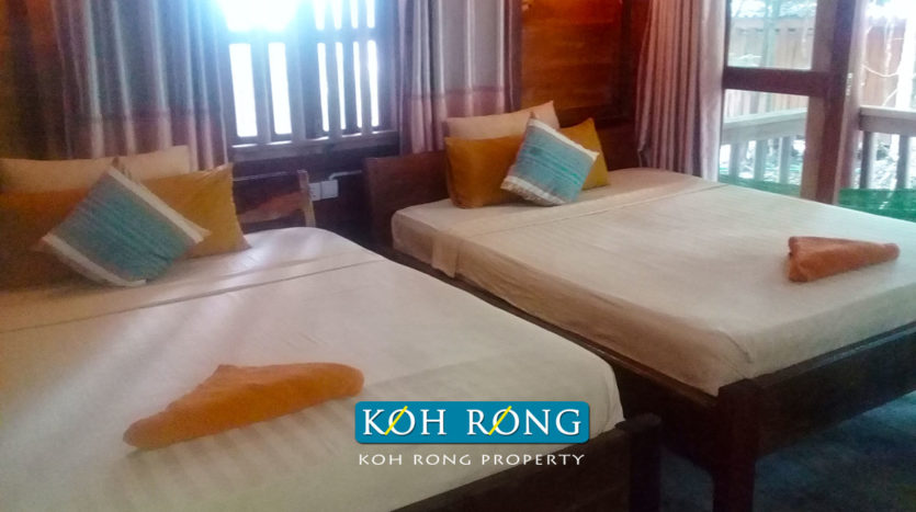 Koh Rong Bungalow Resort