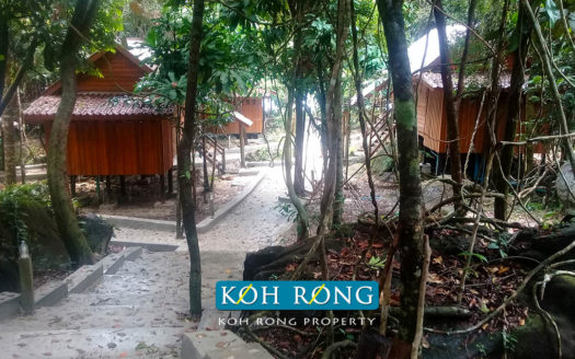 Koh Rong Bungalow Resort For Sale