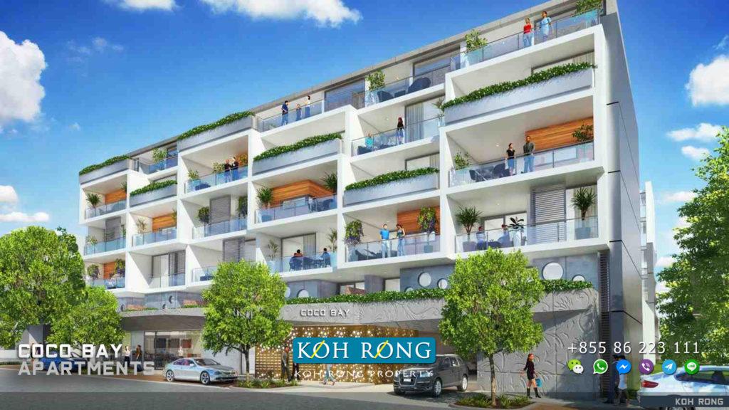 coconut beach apartments