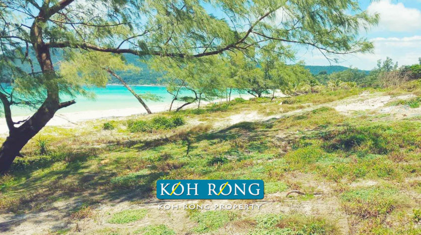 Koh Rong Sok San Land For Sale