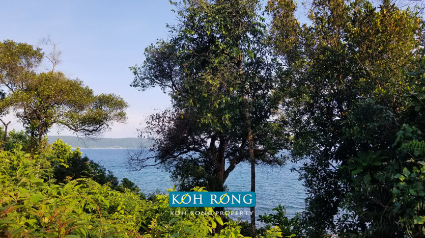 Koh Rong Sok San Rockfront Land