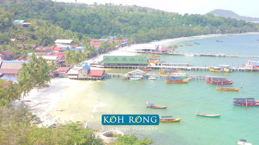 Koh Rong land for rent