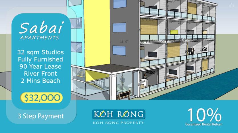 Sabai Apartments Koh Rong