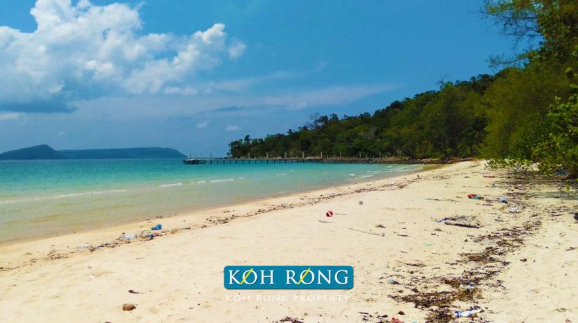 Beachfront land Koh Rong