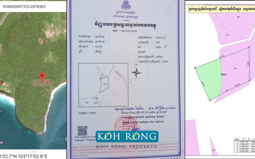 Koh Rong Real Estate