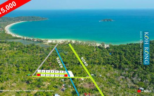 Koh Rong Villa Plots