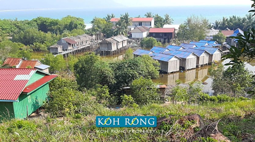 Land For Sale Koh Rong - Sok San Beach