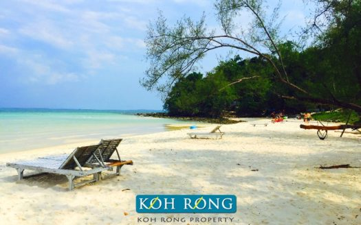 Koh Rong – Small Beach Front Land