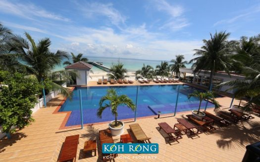 Koh Rong Island Resort For Sale