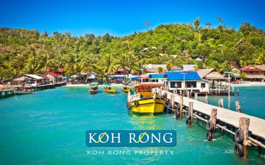 Koh Rong Land Koh Touch