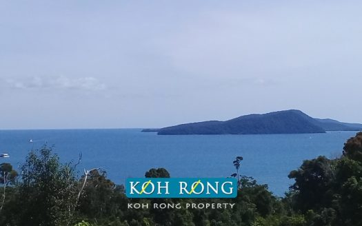 Koh Rong Seaview Land For Sale