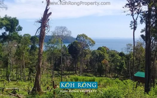 6000 sqm Stunning Sea View land, Koh Rong