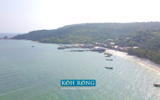 Koh Rong, Koh Touch
