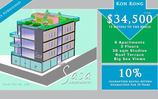 Sasa Apartments Koh Rong