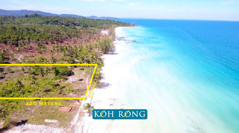 5 Star Beach Land Koh Rong
